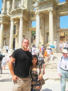 Our visit to Turkey in 2012