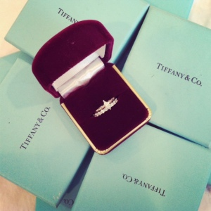 "My ""Ex Collection"" of jewelry from Tiffany & Co."